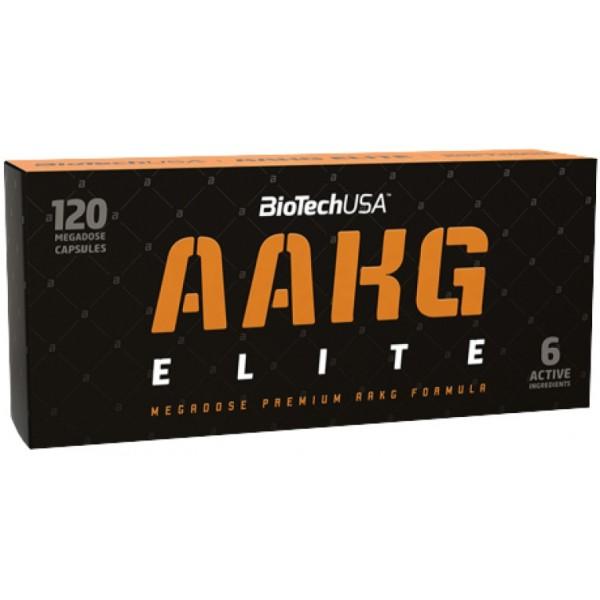 AAKG Elite – 120 капс.