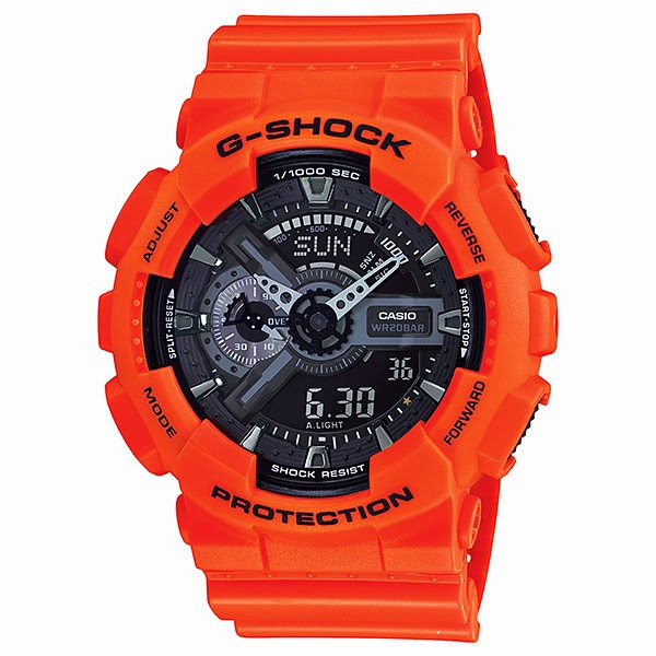 Мъжки часовник Casio G-Shock GA-110MR-4AER