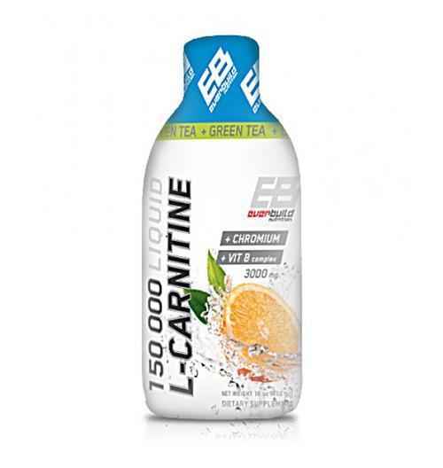 Liquid L-Carnitine 3000mg + Green Tea