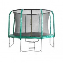 trampoline-skyjump-305-cm-inside-net-ladder
