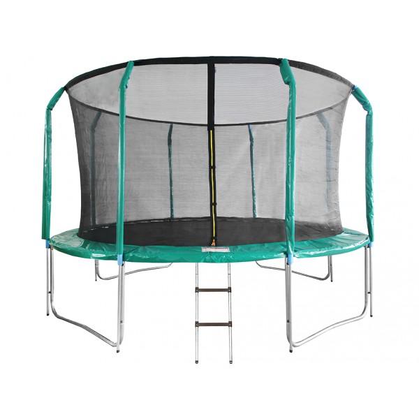trampoline-skyjump-396-cm-inside-net-ladder
