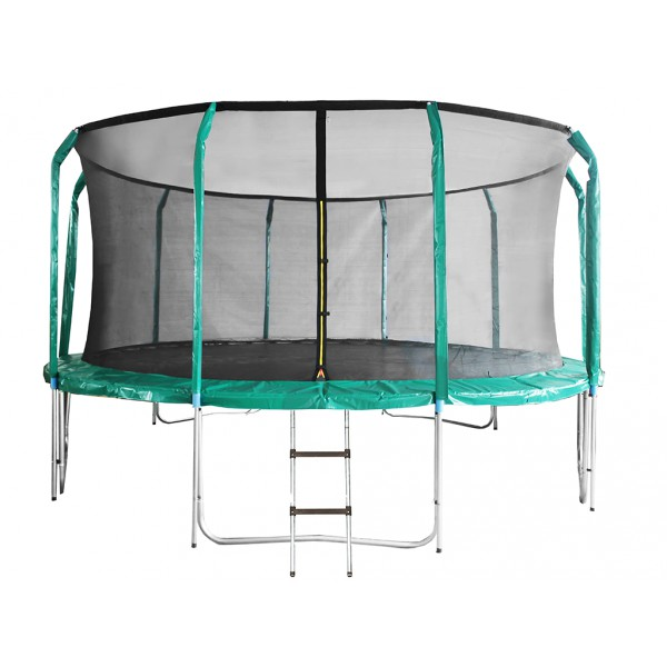trampoline-skyjump-457-cm-inside-net-ladder