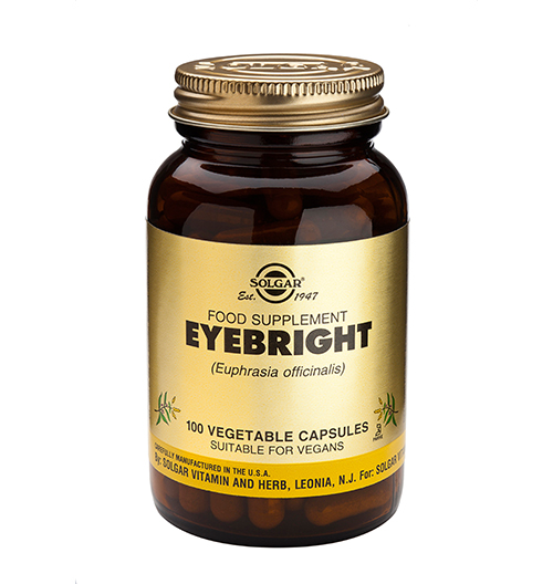 Eyebright, F.P. 100 Капс.