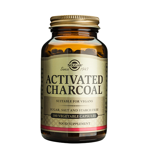 ACTIVATED CHARCOAL / 100 В-Капс.