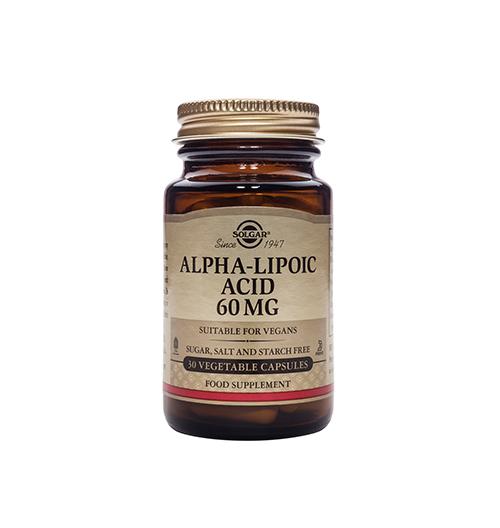 Alpha Lipoic Acid 60мг. / 30 Капс.
