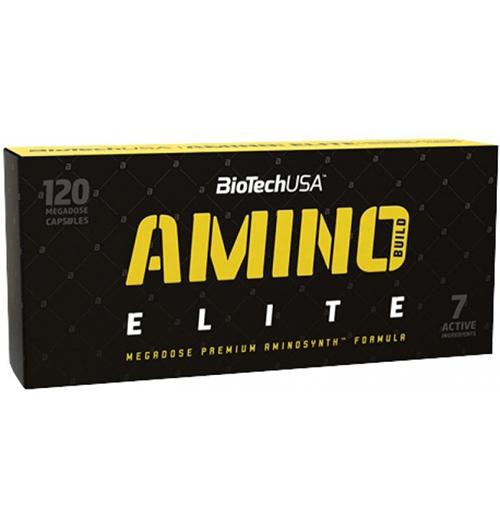 Amino Build Elite / 120 Капс.