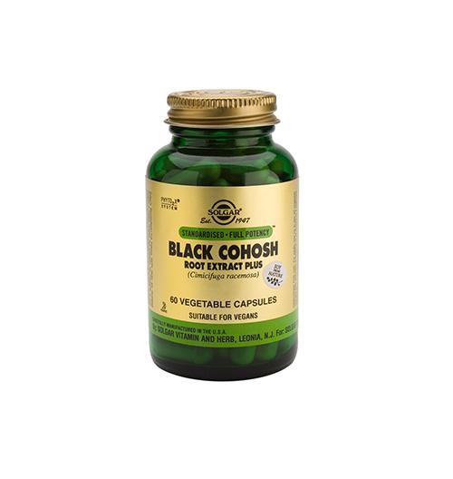 Black Cohosh Root Extract Plus, S.F.P. 60 Капс.