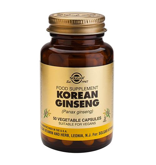 Korean Ginseng, F.P. 50 Капс.