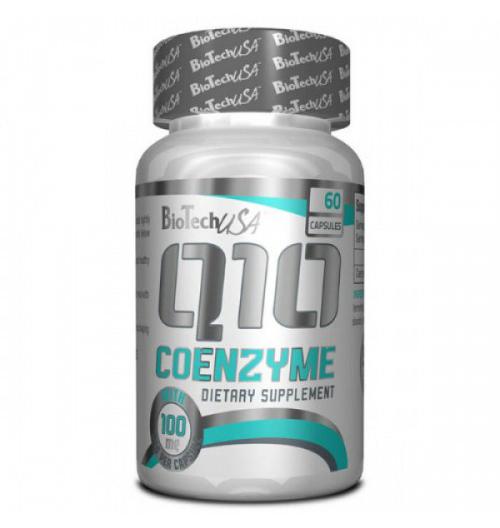 Q10 Coenzyme 100 мг. / 60 Капс.