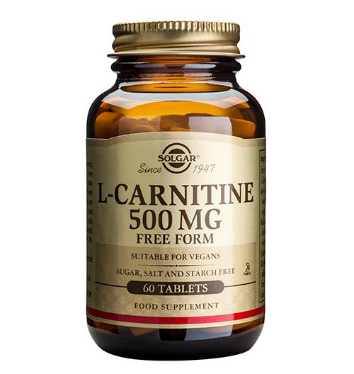 L-Carnitine 500 мг. / 30 Табл.