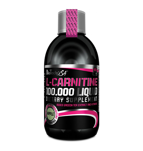 L-Carnitine 100.000 / 500мл. Liquid