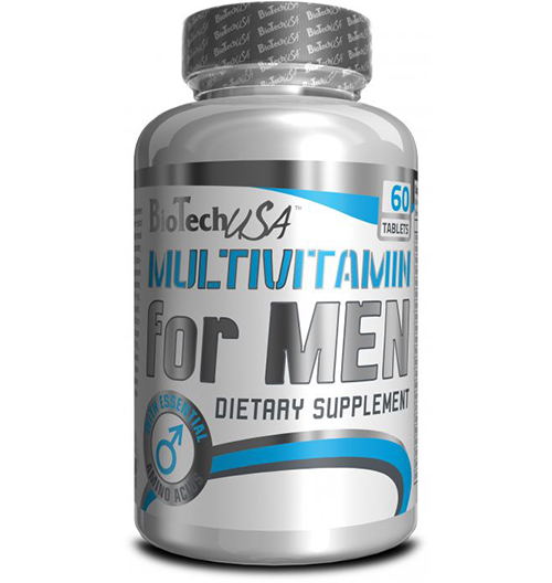 Multivitamin for Men 60 Табл.