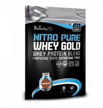 Nitro Pure Whey Gold 0.454