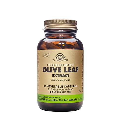Olive Leaf Extract, S.F.P. 60 Капс.