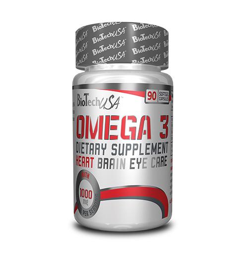 Omega 3 1000 мг. / 90 Капс.