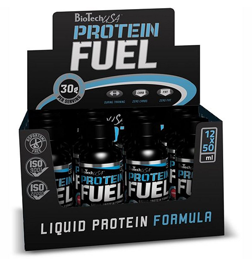 Protein Fuel 12×50мл.