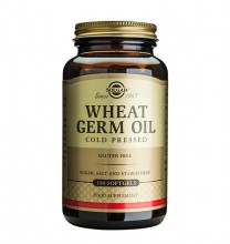 Wheat Germ Oil 100 Soft.