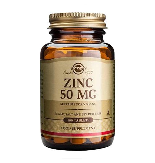 Zinc 50 мг. / 100 Табл.