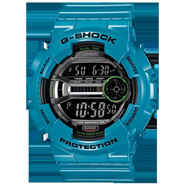 мъжки часовник Casio G-Shock GD-110-2ER