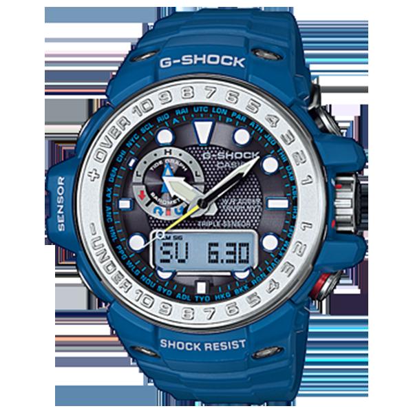 Мъжки часовник  Casio G-Shock Gulfmaster GWN-1000-2A