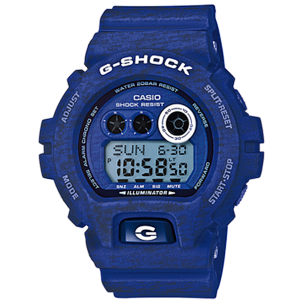 Мъжки часовник Casio G-Shock X-Large GD-X6900HT-2ER