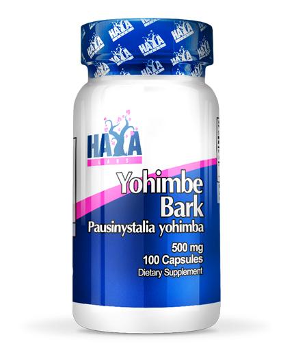 Yohimbe Bark 500мг. / 100 Капс.