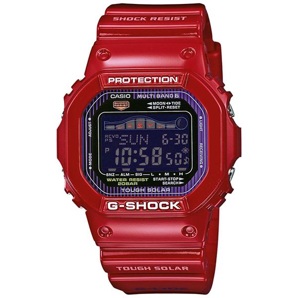 Мъжки часовник Casio G-Shock Wave Ceptor Solar GWX-5600C-4ER