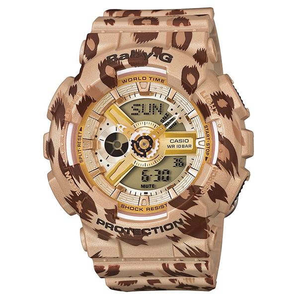 Дамски часовник Casio Baby-G BA-110LP-9AER