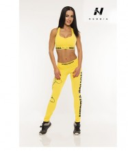807 Mini Top Supplex / yellow