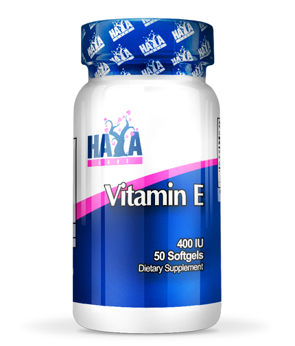 Vitamin E Mixed Tocopherols / 50 Soft.