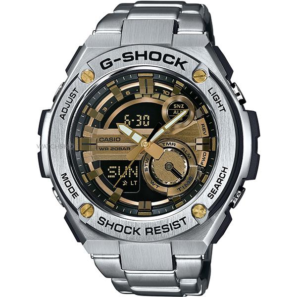 Мъжки часовник Casio G-Shock GST-210D-9AER