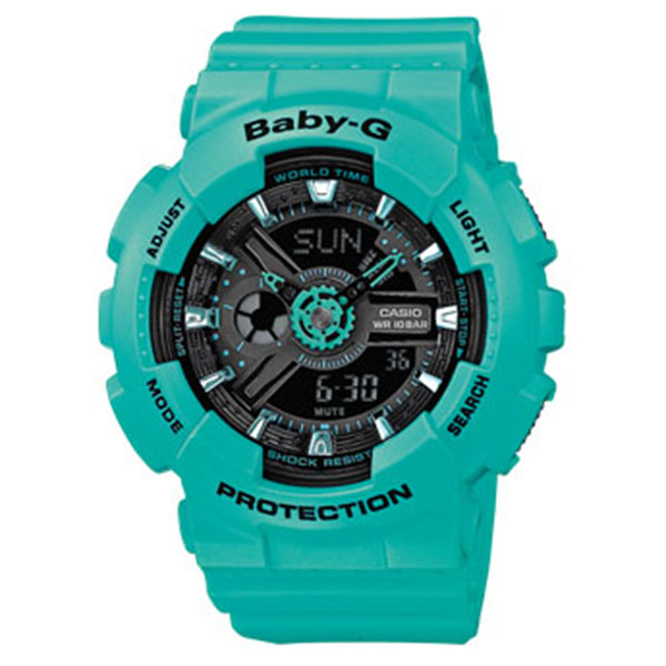 Дамски часовник Casio Baby-G BA-111-3AER