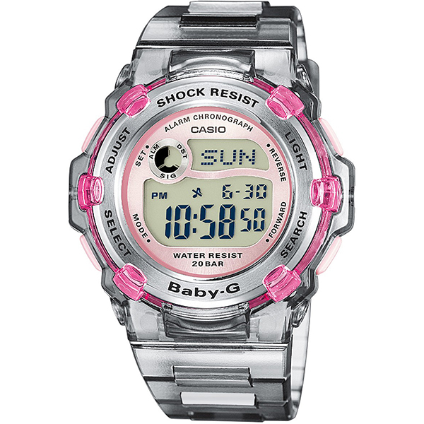 Дамски часовник Casio Baby-G BG-3000-8ER