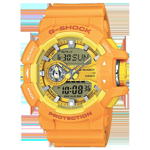 Мъжки часовник Casio G-Shock GA-400A-9AER