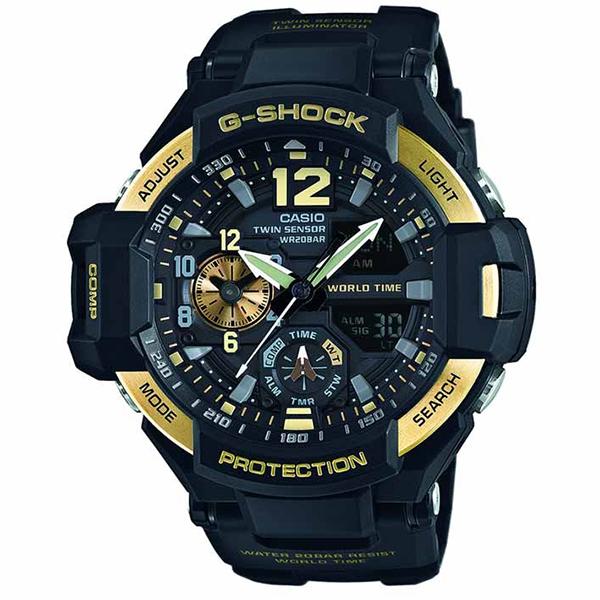 Мъжки часовник Casio G-Shock Gravitymaster GA-1100-9GER
