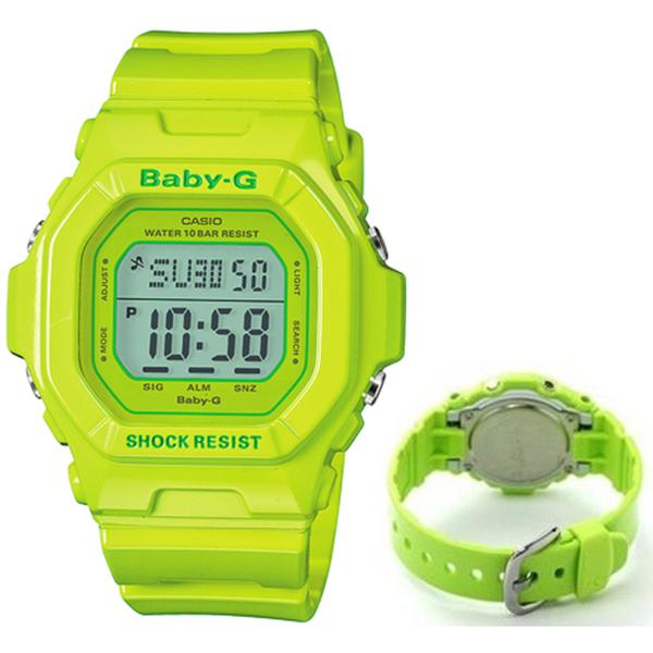 Дамски часовник Casio Baby-G BG-5606-3ER