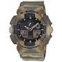 Мъжки часовник Casio G-Shock GA-100MM-5A