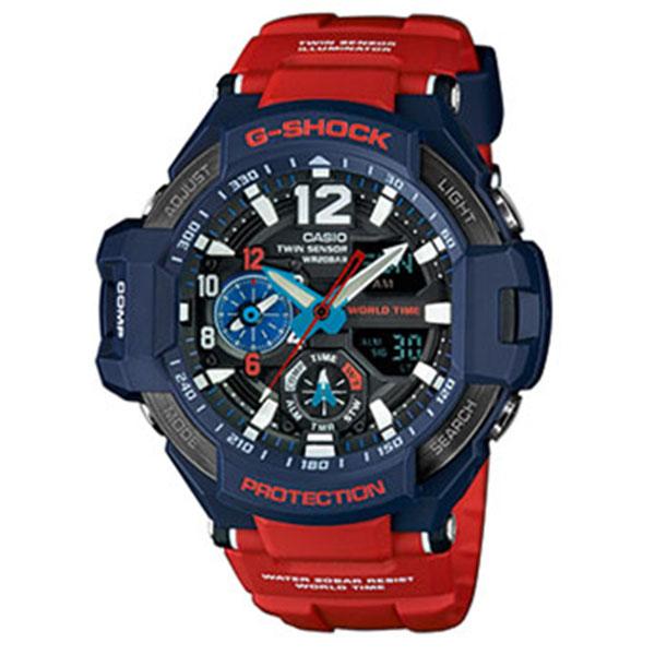 Мъжки часовник Casio G-Shock Gravitymaster GA-1100-2AER