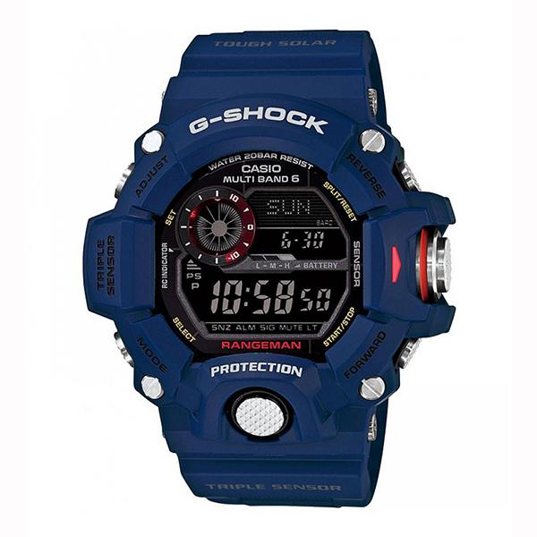 Мъжко часовник Casio G-Shock Rangeman GW-9400NV-2ER