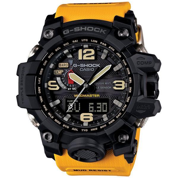 Мъжки часовник Casio G-Shock Mudmaster GWG-1000-1A9