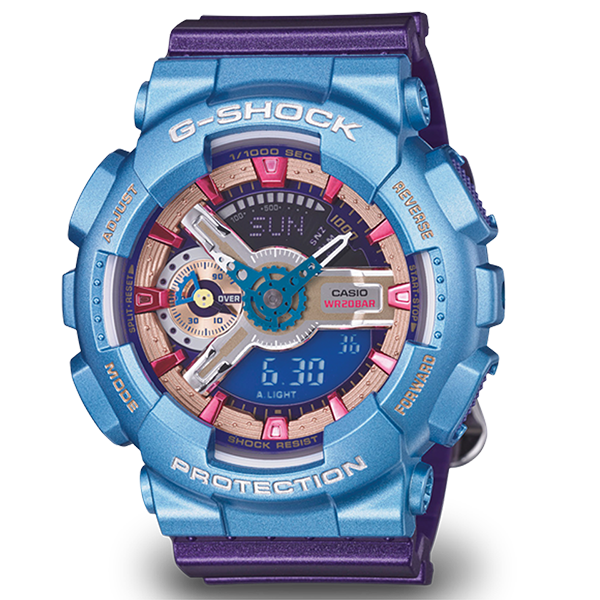 Дамски часовник Casio Baby-G GMA-S110HC-6A