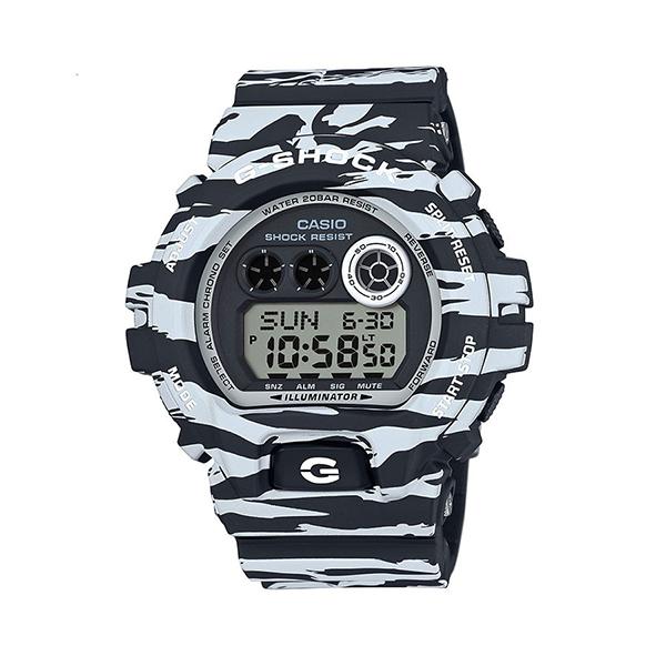 Мъжки часовник Casio G-Shock X-Large Black and White Series GD-X6900BW-1ER
