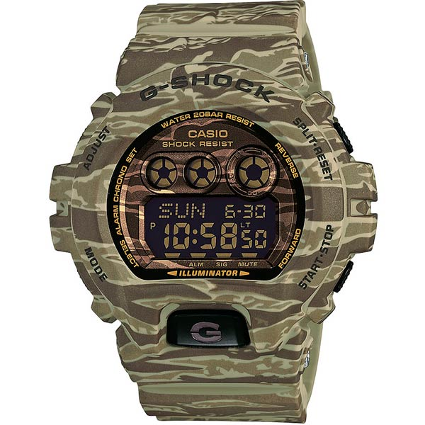 Мъжки часовник Casio G-Shock X-Large GD-X6900CM-5ER