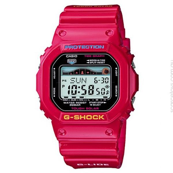 Мъжки часовник Casio G-Shock Solar GRX-5600A-4E