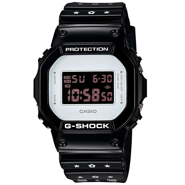 Мъжки часовник CASIO G-SHOCK LIMITED EDITION MEDICOM TOY DW-5600MT-1ER