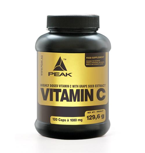 Vitamin C 1080мг. – 120 Капс.