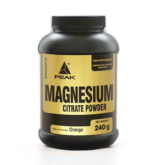 Magnesium Citrate – 240 гр.