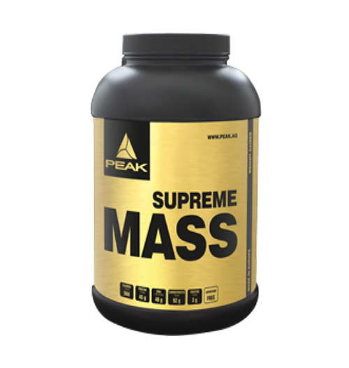 SUPREME MASS UPGRADE 2015