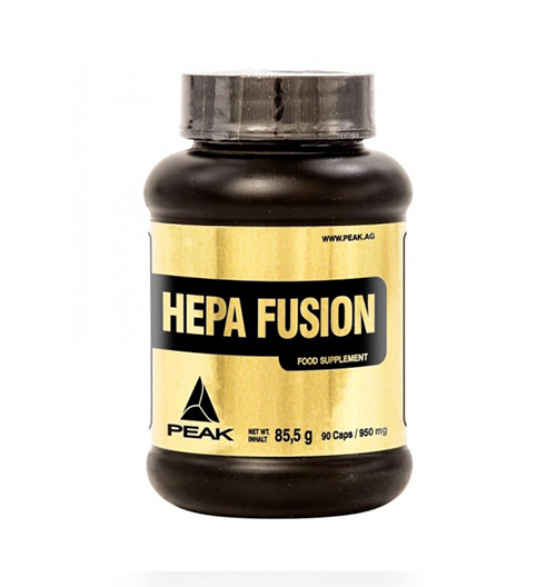 Hepa Fusion – 90 Капс. x 950мг.