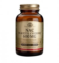 NAC (N-Acetyl-L-Cysteine) 600мг. / 60 Капс.
